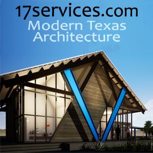 Seventeen Services - Modern Texas Architecture